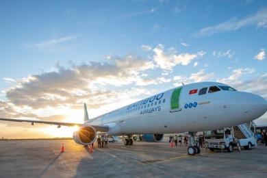 Lãnh đạo Cục Hàng không: Bamboo Airways vượt lên phủ sóng lớn nhất mạng bay nội địa