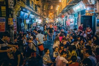 Làm gì để 'nền kinh tế ban đêm' Hà Nội bứt phá?