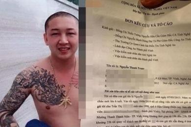 Vì sao người bố làm đơn tố cáo con gái 6 tuổi của mình bị xâm hại tình dục ở Nghệ An bị bắt?