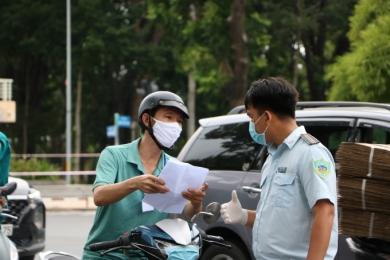 TP Hồ Chí Minh tiếp tục thực hiện Chỉ thị 16