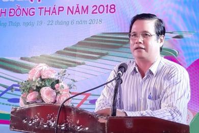 Khởi tố, điều tra Phó Giám đốc Sở Văn hoá Đồng Tháp