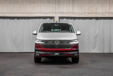 Volkswagen T6 mạnh mẽ hơn sau khi qua tay ABT Sportsline