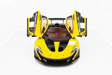 """1 trong 58 chiếc Mclaren P1 GTR """"độc"""" nhất thế giới được rao bán"""