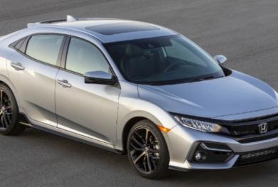 Honda Civic Hatchback 2020 nâng cấp đẹp long lanh