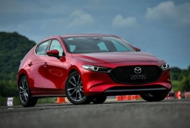 Mazda 3 thế hệ mới sắp về Việt Nam có giá 737 triệu đồng