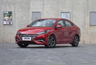 Bất ngờ giá xe Hyundai Accent 2020 chỉ từ 241 triệu đồng tại Trung Quốc