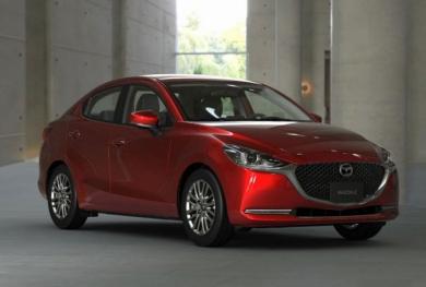 Mazda 2 sedan 2020 ra mắt, giá hơn 300 triệu đồng