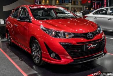 Soi Toyota Vios giá hơn 400 triệu đồng, phiên bản thể thao