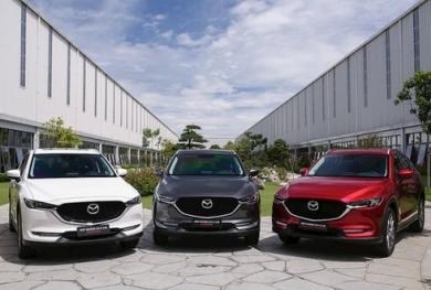 Cận Tết, Mazda CX-8 và CX-5 tiếp tục giảm giá kỷ lục