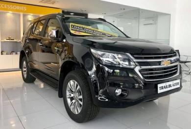 Giảm giá 40%, điều gì đang xảy ra với Chevrolet TrailBlazer ở Việt Nam?