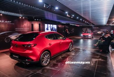 Triệu hồi 300 chiếc Mazda3 2020 phiên bản Premium do lỗi hệ thống phanh SBS