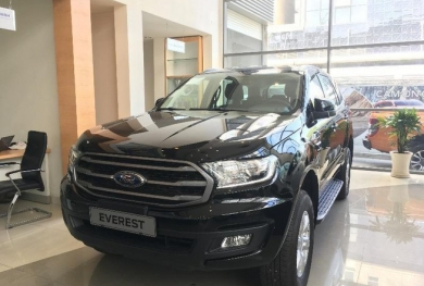 Bảng giá xe Ford tháng 1-2021: Rẻ nhất chỉ hơn 600 triệu đồng