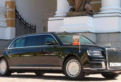 Điểm mặt những chiếc xe nguyên thủ nổi tiếng thế giới