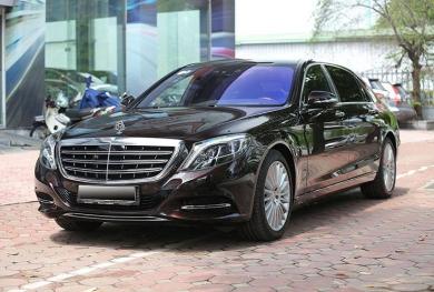 Dùng hai năm Mercedes-Maybach S400 lỗ hơn 1 tỷ ở Hà Nội