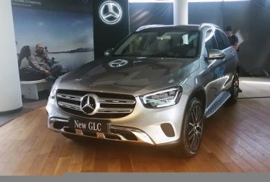 Mercedes-Benz GLC phiên bản nâng cấp mới giá từ 1,7 tỷ đồng