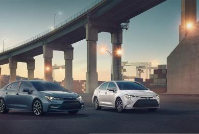 Toyota Corolla Altis mới được đăng ký tại Việt Nam