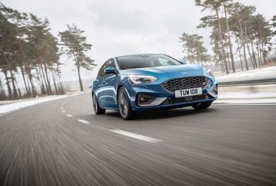 Ford Focus ST 2019 giá từ 888 triệu đồng, có gì xuất sắc?