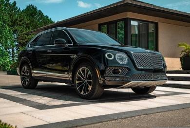 Bentley Bentayga trở thành SUV chống đạn sau khi qua tay INKAS