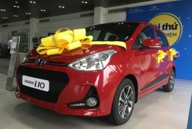 Bảng giá xe Huyndai tháng 2/2021: Rẻ nhất vẫn là mẫu Grand i10 với giá 315 triệu đồng