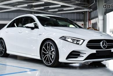 Bảng giá xe Mercedes-Benz tháng 2/2021 tại Việt Nam