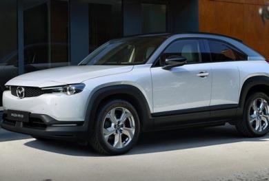 Mazda MX-30 dựa vào 'bảo bối'gì để cạnh tranh trên thị trường xe điện?