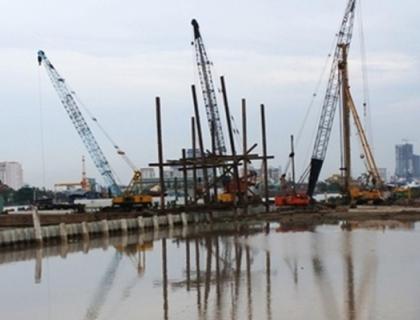 Ai chịu trách nhiệm khi gói thầu tại dự án Bờ tả sông Sài Gòn chuyển nhượng trái phép?