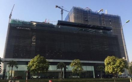 Hà Nội thu hồi 8.000 m2 'đất vàng' đã giao cho Liên minh Hợp tác xã Việt Nam