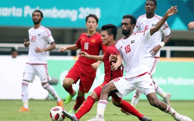 Thống kê trước trận Việt Nam - UAE