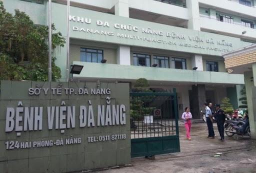 """Cận cảnh bên trong """"điểm nóng"""" Bệnh viện Đà Nẵng"""