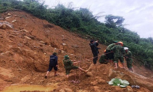 Tìm thấy thêm một thi thể nạn nhân tại Thủy điện Rào Trăng 3