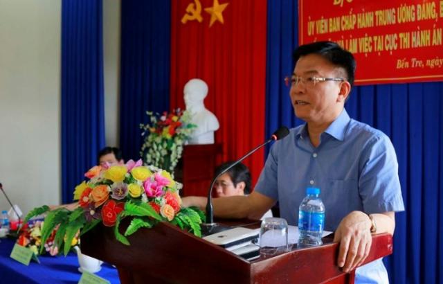 """Bộ trưởng Bộ Tư pháp Lê Thành Long: """"Lãnh đạo phải chủ động lao vào việc"""""""