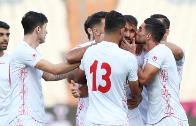Iran14 - 0Campuchia : Cơn mưa bàn thắng