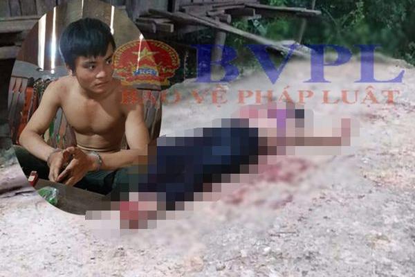 """Người phụ nữ tử vong vì bị đâm 29 nhát dao ở Điện Biên: """"Thích thì giết thôi"""""""