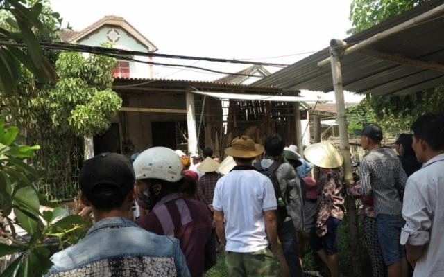 Vợ chồng giáo viên chết trên vũng máu trong ngôi nhà khóa trái cửa