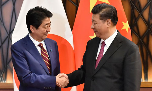 Dấu hiệu tan băng mới nhất trong quan hệ Nhật Bản-Trung Quốc
