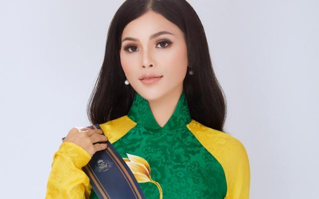 Mẹ đơn thân 9X Quỳnh Như sang châu Âu dự thi Hoa hậu đỉnh cao Thế giới 2019