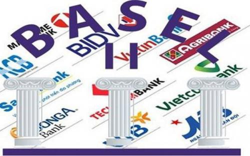 [Infographics] Những ngân hàng nào ở Việt Nam được công nhận đạt tiêu chuẩn Basel II?