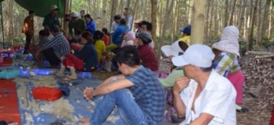 Tin nhanh ngày 31/5: Triệt phá tụ điểm đánh bạc giữa rừng
