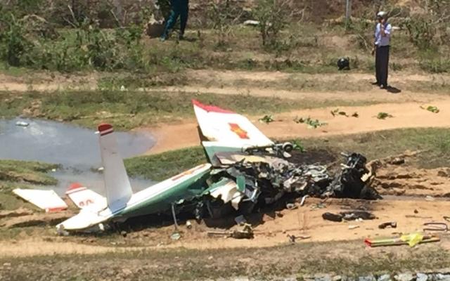 Xác định danh tính hai phi công hy sinh trong vụ máy bay rơi ở Khánh Hòa