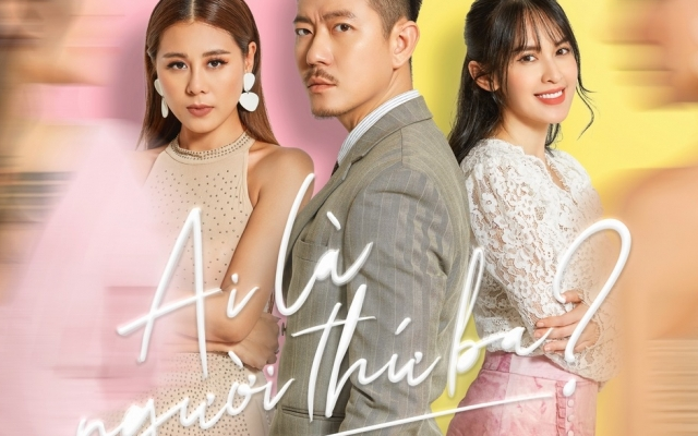 """Nam Thư hé lộ trailer đầy kịch tính của """"Ai là người thứ ba"""