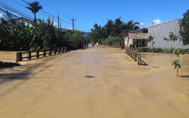Lâm Đồng: Trận lũ kinh hoàng, gây thiệt hại hơn 10 tỷ đồng