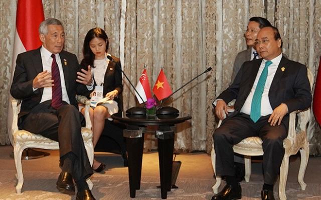 Thủ tướng phê phán phát ngôn 'Việt Nam xâm lược Campuchia' của ông Lý Hiển Long