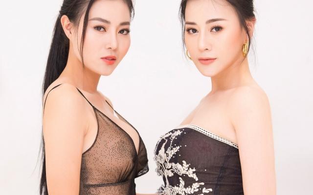 """Phương Oanh, Thanh Hương diện váy hở vai khoe vòng một """"đốt mắt"""""""