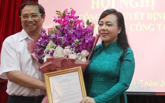 Bộ trưởng Y tế Nguyễn Thị Kim Tiến làm Trưởng ban Bảo vệ, chăm sóc sức khoẻ cán bộ Trung ương
