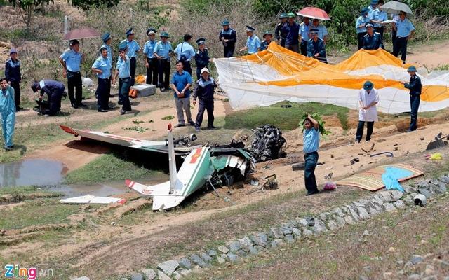Tiết lộ nguyên nhân máy bay rơi làm 2 phi công hy sinh ở Khánh Hòa