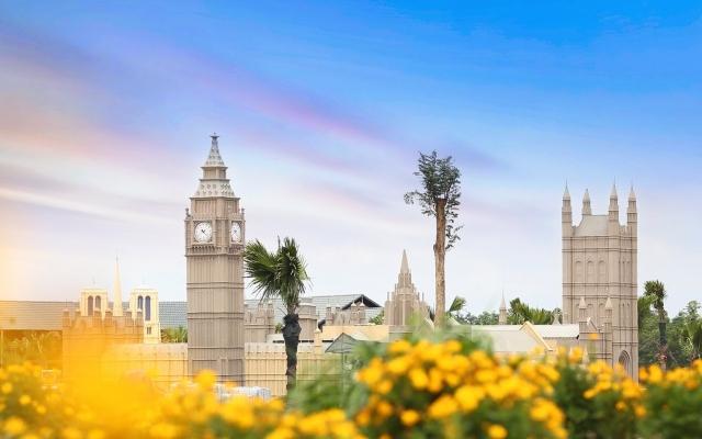 Diện mạo khu đô thị phức hợp đầu tiên tại Bình Phước sau 6 tháng ra mắt