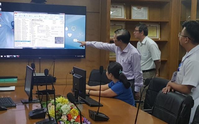 Bệnh viện đa khoa tỉnh Phú Thọ đơn vị đi đầu trong số hóa y tế