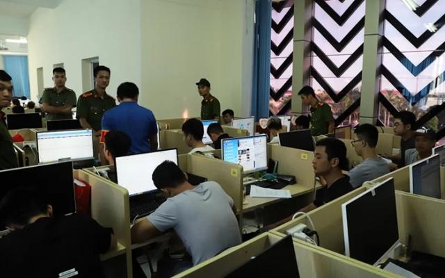 """Ổ nhóm đánh bạc trực tuyến có sự tham gia của hơn 380 người Trung Quốc tại Hải Phòng """"khủng"""" mức nào?"""