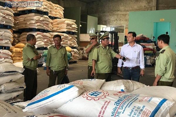 Tổng cục QLTT sẽ tăng cường kiểm tra kinh doanh mặt hàng đường cát