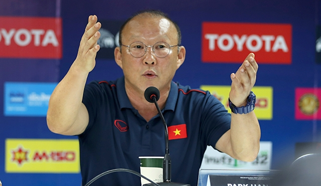 Danh sách 23 cầu thủ của ĐT Việt Nam gặp ĐT Malaysia tối nay 10/10
